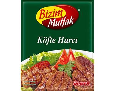 Ülker Bizim Mutfak Köfte Harcı