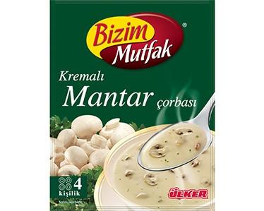 Ülker Bizim Mutfak Kremalı Mantar Çorbası