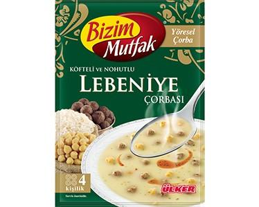 Ülker Bizim Mutfak Lebeniye Çorbası