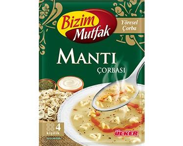 Ülker Bizim Mutfak Mantı Çorbası