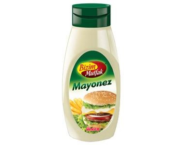 Ülker Bizim Mutfak Mayonez 650 gr.