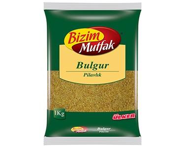 Ülker Bizim Mutfak Pilavlık Bulgur 1000gr