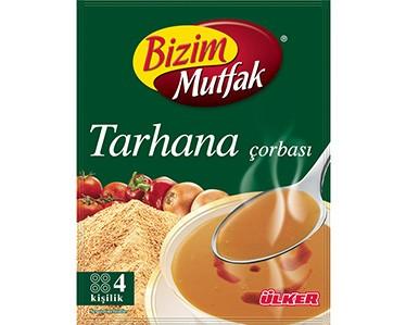 Ülker Bizim Mutfak Tarhana Çorbası