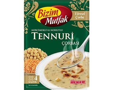 Ülker Bizim Mutfak Tennuri Çorbası