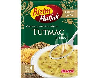 Ülker Bizim Mutfak Tutmaç Çorbası