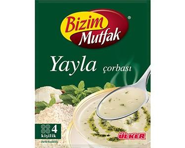 Ülker Bizim Mutfak Yayla Çorbası