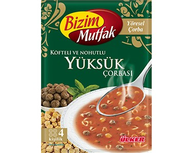 Ülker Bizim Mutfak Yüksük Çorba