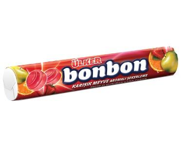 Ülker Bonbon Meyve Aromalı