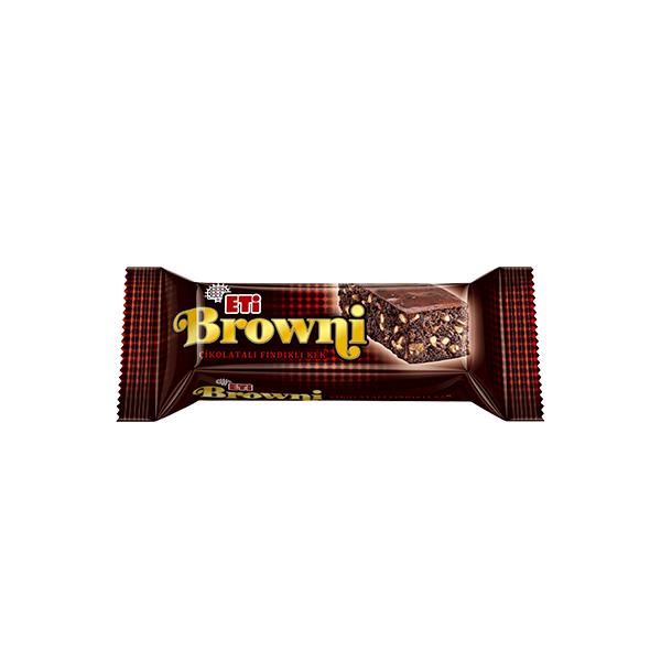 Browni Çikolatalı Fındıklı Kek Bar