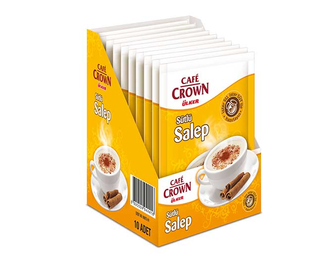 Ülker Café Crown Salep