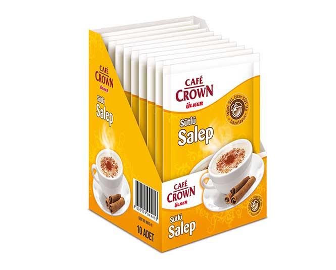 Ülker Café Crown Salep