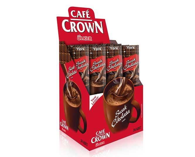 Ülker Café Crown Sıcak Çikolata