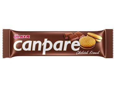 Ülker Canpare Çikolatalı Kremalı