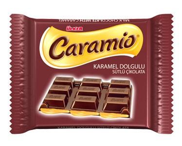 Ülker Caramio Kare Sütlü