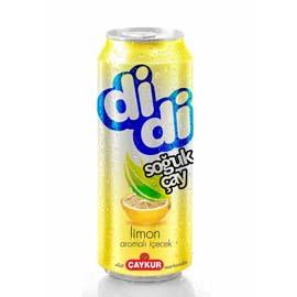 Çaykur DİDİ 500 ml Limon Aromalı