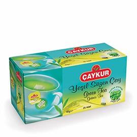 Çaykur Yeşil Süzen Çay Melisalı
