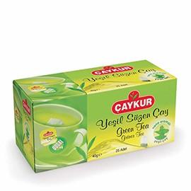 Çaykur Yeşil Süzen Çay Naneli