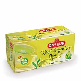 Çaykur Yeşil Süzen Çay Sade