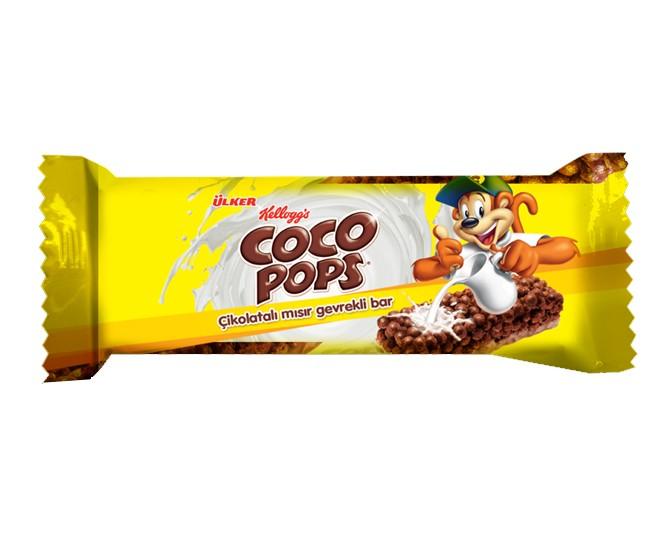 Ülker Coco Pops Çikolatalı Mısır Gevrekli Bar