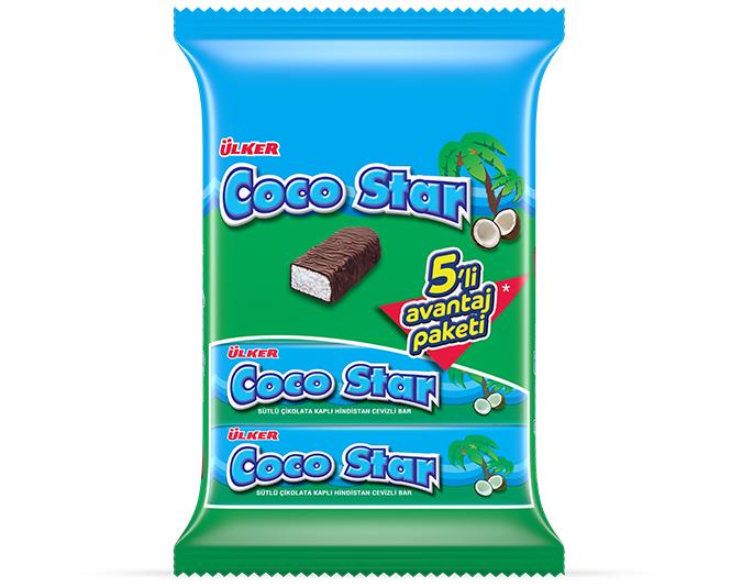 Ülker Coco Star 5'li Mp