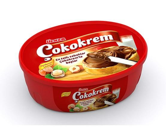 Ülker Çokokrem 1000 gr Kase