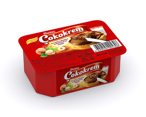 Ülker Çokokrem 180 gr Blister