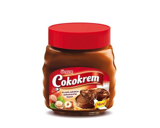 Ülker Çokokrem 400 gr Cam Kavanoz