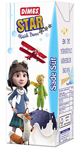 DİMES Küçük Prens Sade Süt