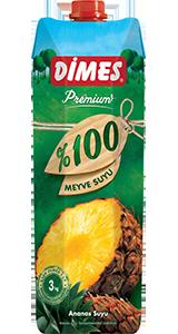 DİMES Premium %100 Ananas Suyu