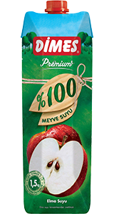 DİMES Premium %100 Elma Suyu