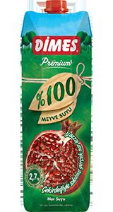 DİMES Premium %100 Nar Suyu
