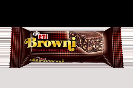 Eti Browni Çikolatalı Fındıklı Kek