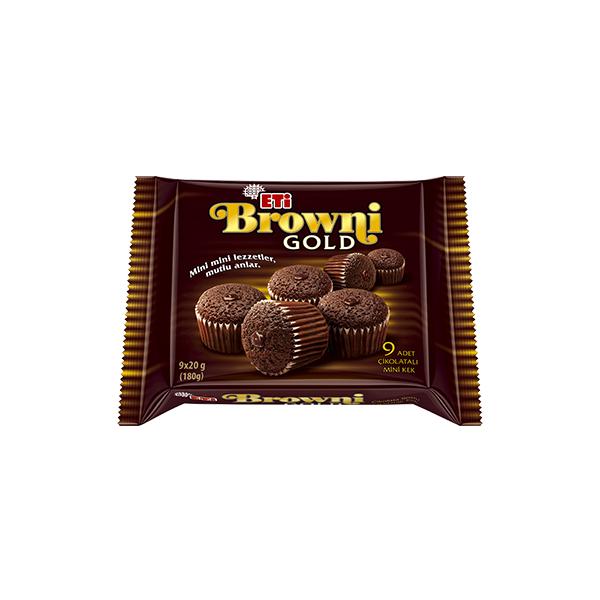 Eti Browni Gold Mini