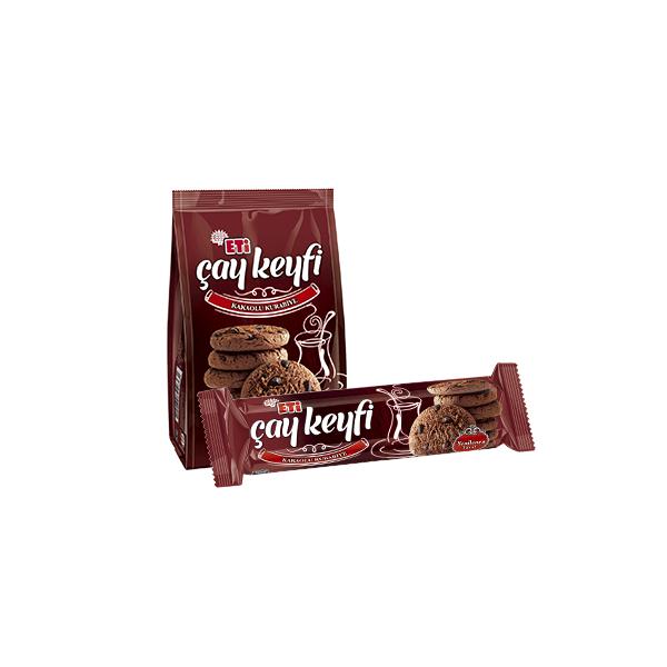 Eti Çay Keyfi Kakaolu Kurabiye