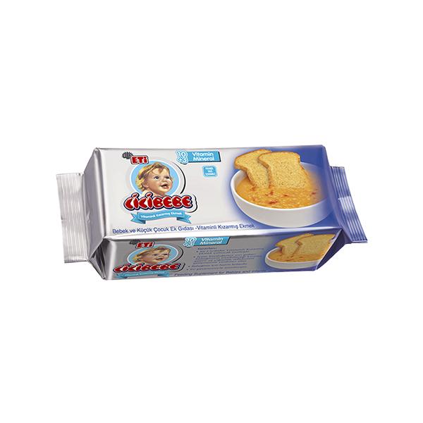 Eti Cicibebe Vitaminli Kızarmış Ekmek
