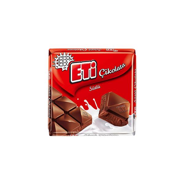 Eti Çikolata Sütlü