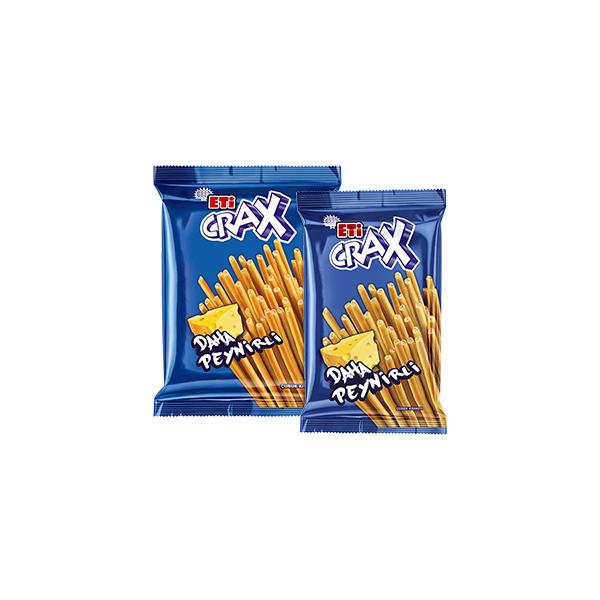 Eti Crax Peynirli Çubuk Kraker