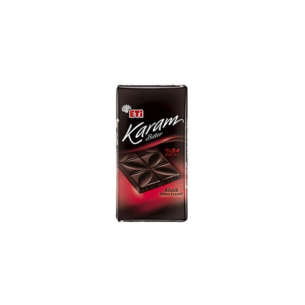 Eti Karam Sticks %54 Bitter Çikolata