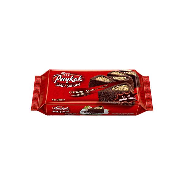 Eti Paykek Şekl-i Şahane Çikolata Soslu Fındıklı Kek