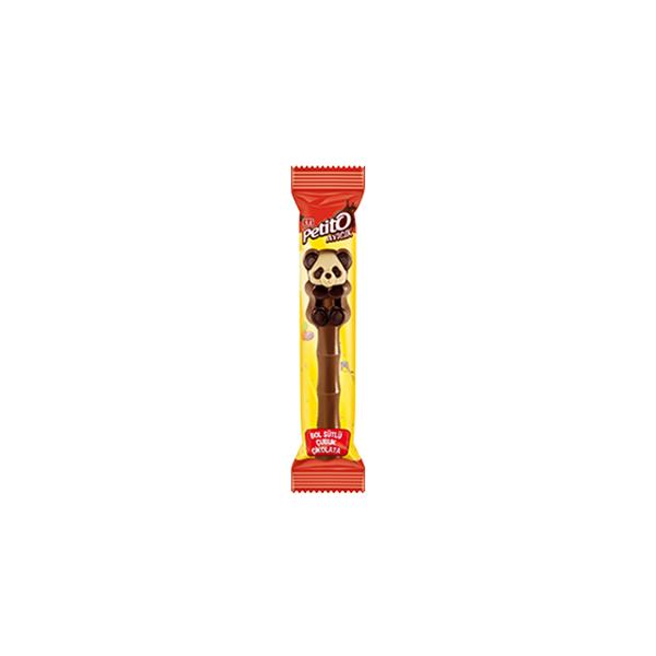 Eti Petito Ayıcık Bol Sütlü Çubuk Çikolata