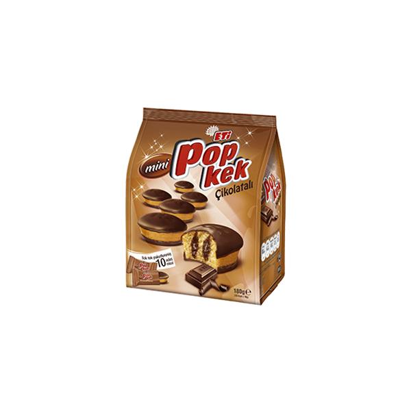 Eti Popkek Mini Çikolatalı