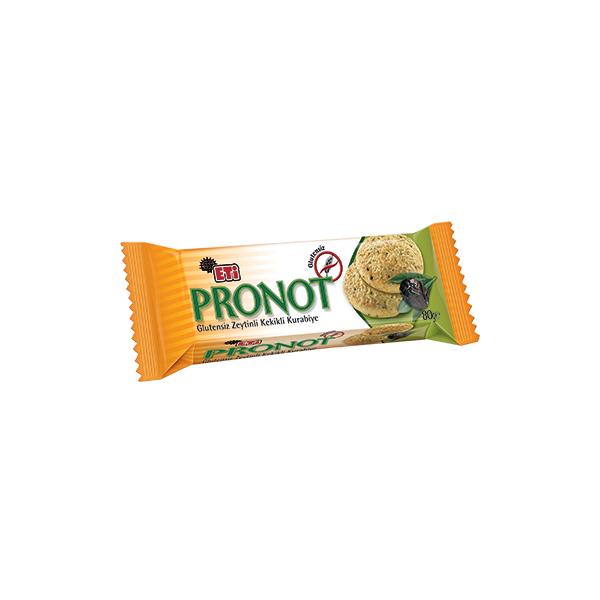 Eti Pronot Glutensiz Zeytinli Kekikli Kurabiye
