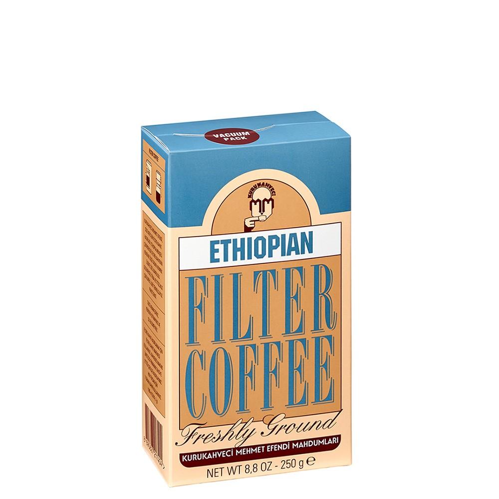 Kurukahveci Mehmet Efendi - ETHIOPIAN FİLTRE KAHVE 250 g
