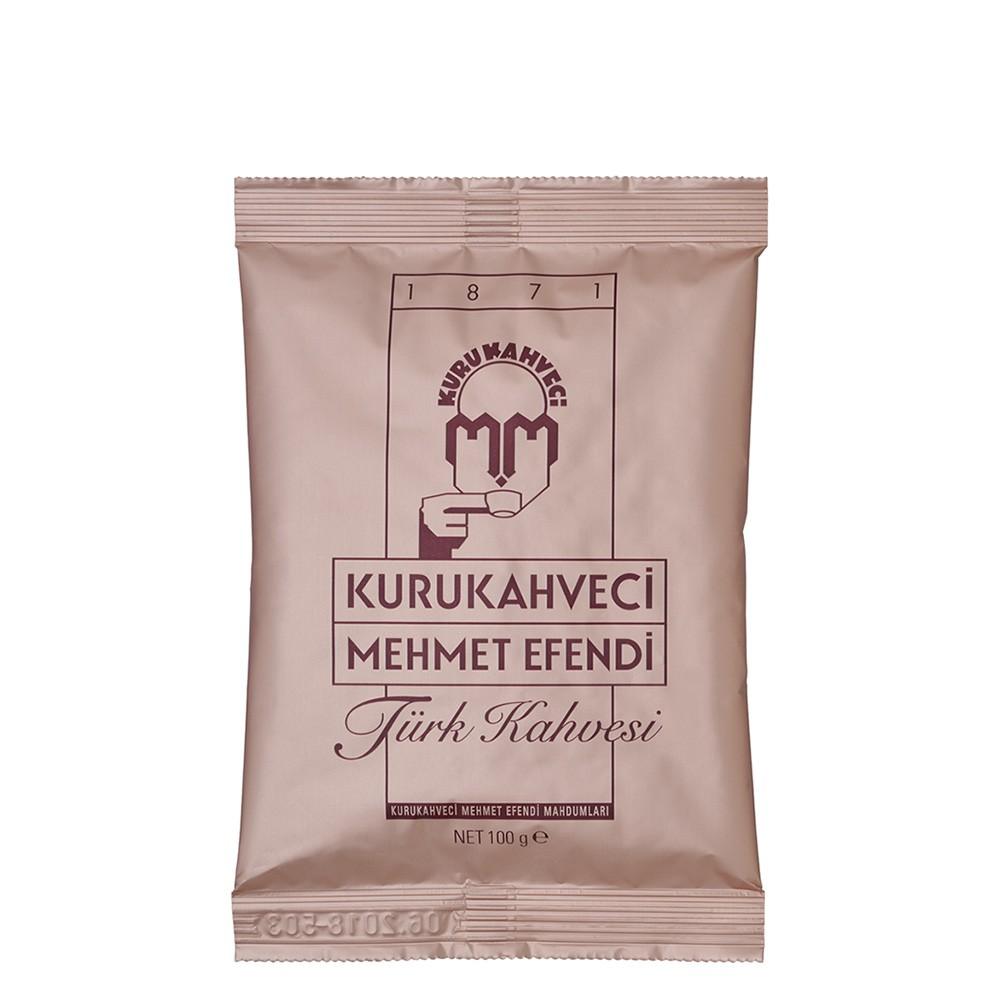 Kurukahveci Mehmet Efendi -  TÜRK KAHVESİ 100 g