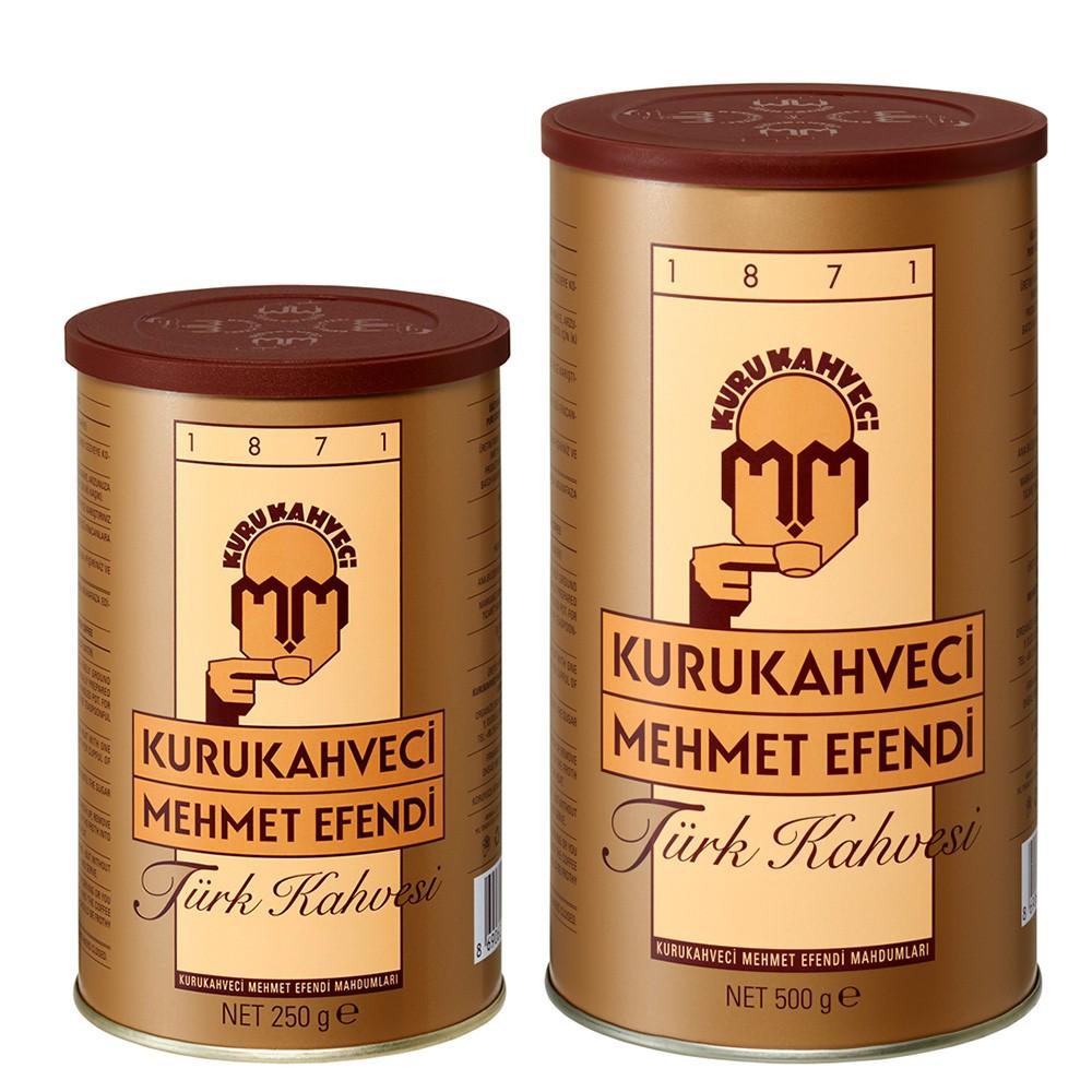 Kurukahveci Mehmet Efendi - TÜRK KAHVESİ 250 / 500 g