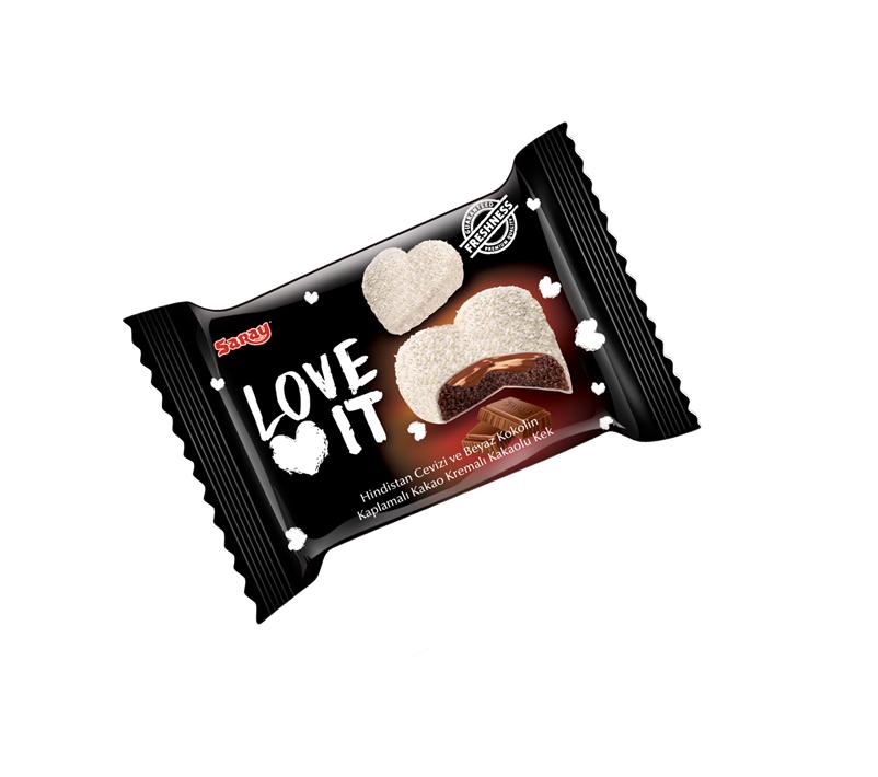 Saray Bisküvi - LoveIT Kek - Kakaolu