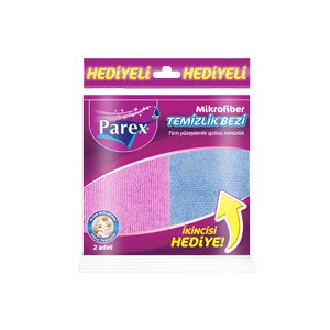 Parex Mikrofiber Temizlik Bezi