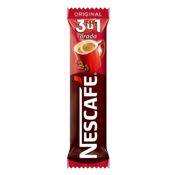 Nescafe 3ü 1 Arada Original 100 gr