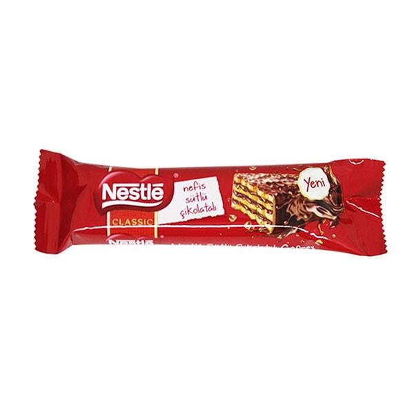 Nestle Classic Sütlü Çikolatalı Gofret