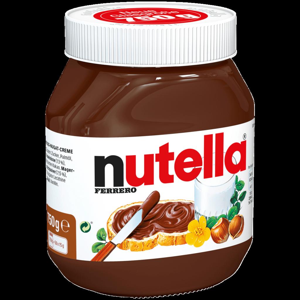 Nutella 1000 gr